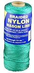 #1 BRAIDED NYLON MASON LINE 250' GREEN