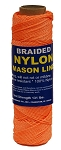 #1 BRAIDED NYLON MASON 250' ORANGE