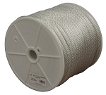 #8 SOLID BRAID NYLON 500' REEL