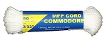 #3 COMMODORE MFP CORD 50' HANK
