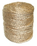 2 PLY TARRED MARLINE 5LB. TUBE