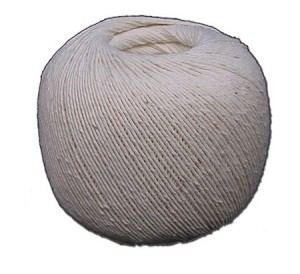 20 PLY COTTON TWINE 1/2 LB. BALL