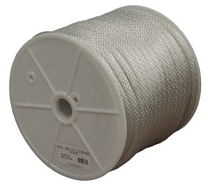 #12 SOLID BRAID NYLON 500' REEL