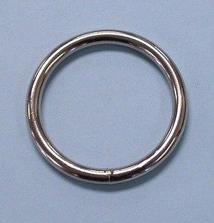 "3"" WELDED STEEL RING"