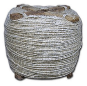 1 PLY 360 SISAL TWINE 100# MANY END