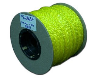 #16-500' HOLLOW BRAID POLY SPOOL