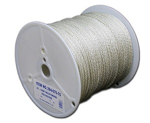 #10 SOLID BRAID POLYESTER 1000' REEL