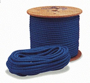 "1/2""-150' TRUE BLUE TREE ROPE"